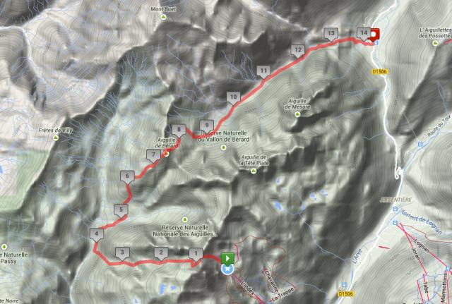 Pombe de Couce Map