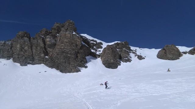 Mont Buet, Arete de la Mortine